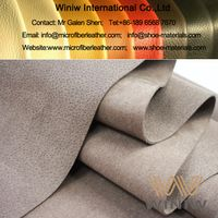 Full Grain Microfiber Leather for Leather Shoes thumbnail image