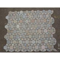 Slate mosaic pattern GS-SL33