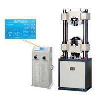 WE Series LCD Display Hydraulic Universal Testing Machine