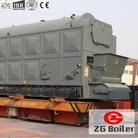 packaged coal steam boiler