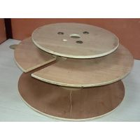 Three-Flange plywood Spools