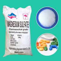 Pharma Grade Magnesium Sulphate thumbnail image