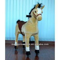 Lovely walking horse toy