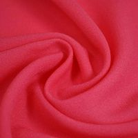 100% Polyester Crepe De Chine CDC Blended Yarn 90gsm Small Quantity