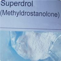 99% Purity Muscle Gain and Weight Loss Androgen Steroid Hormone Powder Methyldrostanolone Superdrol
