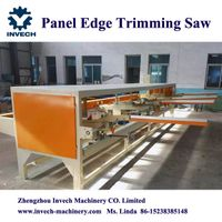Pallet Board Edge Cutting Machine