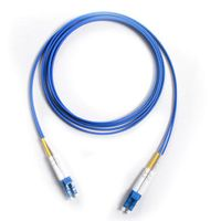 LC/UPC-LC/UPC Fiber optic patch cord SingleMode Simplex
