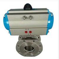 CF8M ball valve with electric actuator thumbnail image