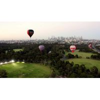 Up and away in a hot air balloon with GIFTA