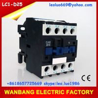 schneider lc1-d2510 magnetic contactor