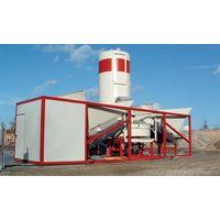 Mobile concrete plant K-30