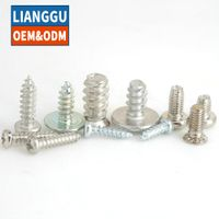 Customized Round Head Precision Electronic Small Self-tapping Phillips Screws thumbnail image