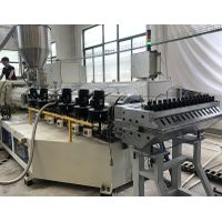SPC Embossing Flooring Production Machine Line