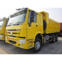 sino truck howo tipper truck thumbnail image