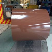 Prepainted Steel Coils 0.3mm Thinkness Coils for Roofing Materials