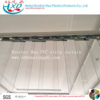 Noise Control Vinyl Plastic PVC Curtain Strip Rolls thumbnail image