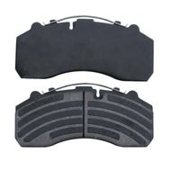Bremse Truck Part Brake Pad 29087/29202/29108