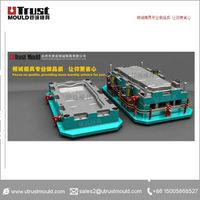 SMC battery cover mould for new energy automobile