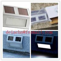 Solar wall/step light