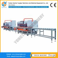 YTS250 4+8 stone surface profile and polish machine