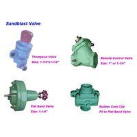 Sandblast valve,Pop-up valve,Thompson valve,Remote control valve,Hand valve thumbnail image