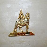 Horse medal,Custom Horse Medal, Commemorative Challenge Gold medal Wholesale,Medals thumbnail image