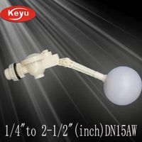 DN15AW 1/2INCH Ball Valve for Water Tank