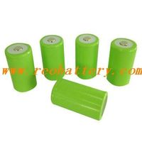 D size 1.2V5000- 10000mAh high temperature mh-ni battery