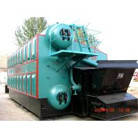Coal fired water tube double drums  boiler