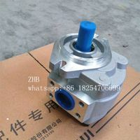 SHANTUI motor grader parts gear pump