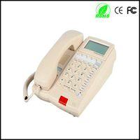 landline telephone, wired long range headset function lineman telephone set