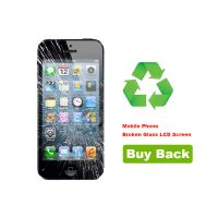 Recycling Your iPhone 5 Broken Glass LCD Screen