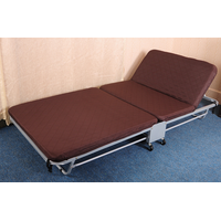 Rollaway folding sofa bed