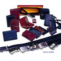 Wallet & Belt
