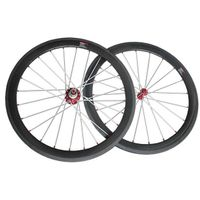 Carbon racing wheels 700c super light and stiff carbon wheels 50mm clincher bicycle wheels SP-50C