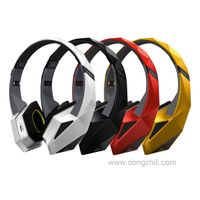 Foldable wired stereo headphone 88i