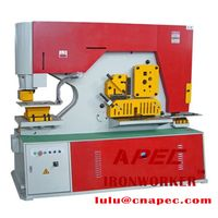 APEC Hydraulic ironworker AIW-250
