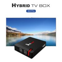 3CBABA Amlogic S912 64 bit Octa core 3GB+16GB Android 7.1 Set Top Box with DVB-S2, DVB-T2, DVB-C