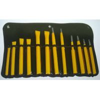 12pc chisel and punch set CPS-12PCS