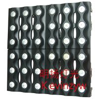 36pcs Golden Matrix Light