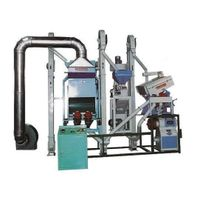 MCTP20 Combined Rice Mill