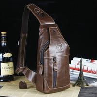 2018 New Genuine Leather Body Crossing Bag thumbnail image