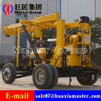 Wheels portable drilling machineXYX-3 Wheeled Hydraulic Core Drilling Rig thumbnail image