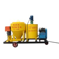 all in one- mixing mortar grouting machine thumbnail image