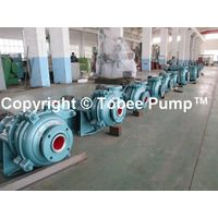 Tobee® 4/3 D AH rubber wear part sand dredger mud slurry pump