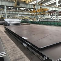 Thermomechanical rolled EN10025-4 steel plates