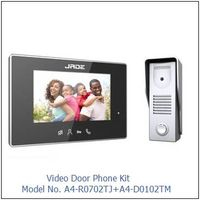 "7"" Video Door Phone, with Pinhole Camera"