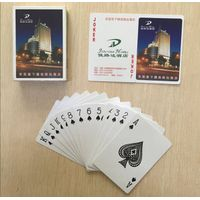 Playing Cards for advertisement