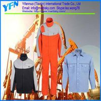 Reflective safety flame-retardant clothing Flame retardant workwear