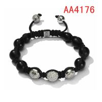 cheapest new style bead bracelets for man
